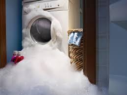 Wasmachine Storing, wasmachine stinkt, wasmachine lekt.